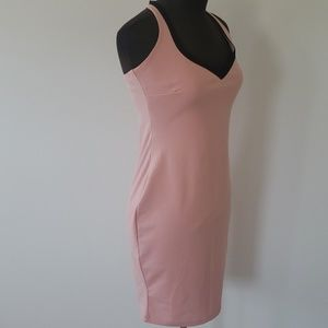 Kardashian Kollection Dresses - Kardashian Kollection halter dress size large